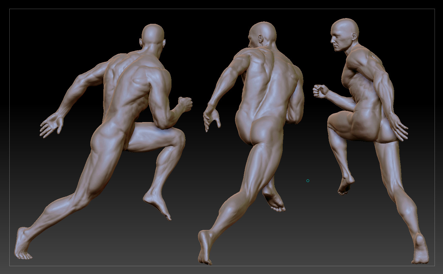 Abhinandan Ghosh - Male Anatomy in Motion