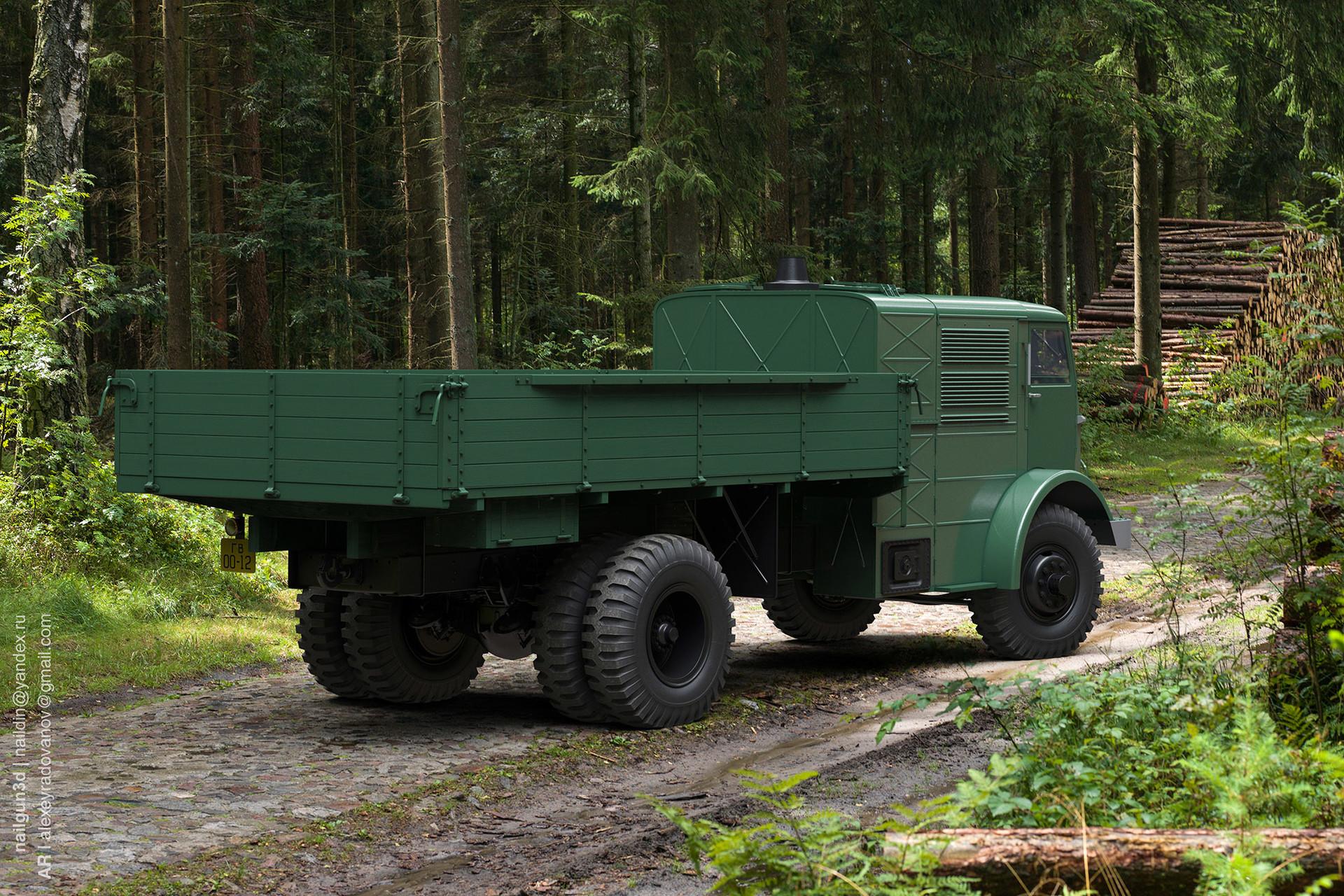 Nail khusnutdinov alg 020 010 nami 012 rear view 3x