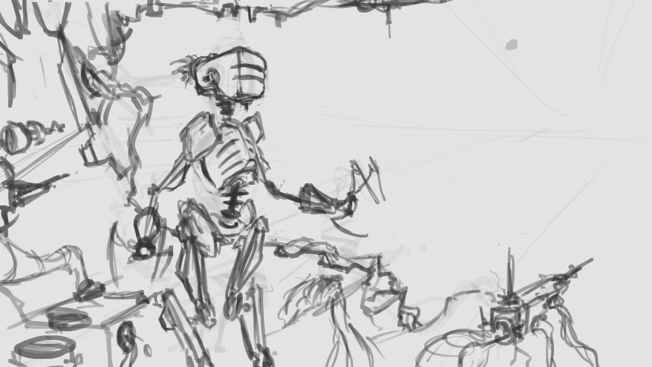Norbert toth sketches 18 04 05