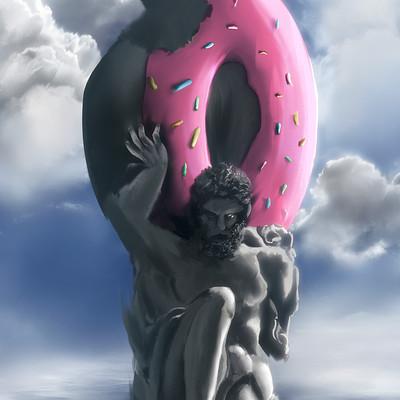 Brian borowiec donut atlas 01