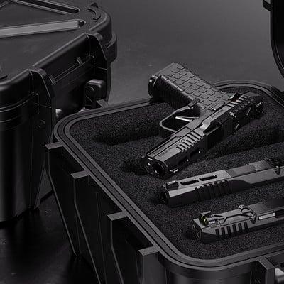 Edon guraziu pistol crate file