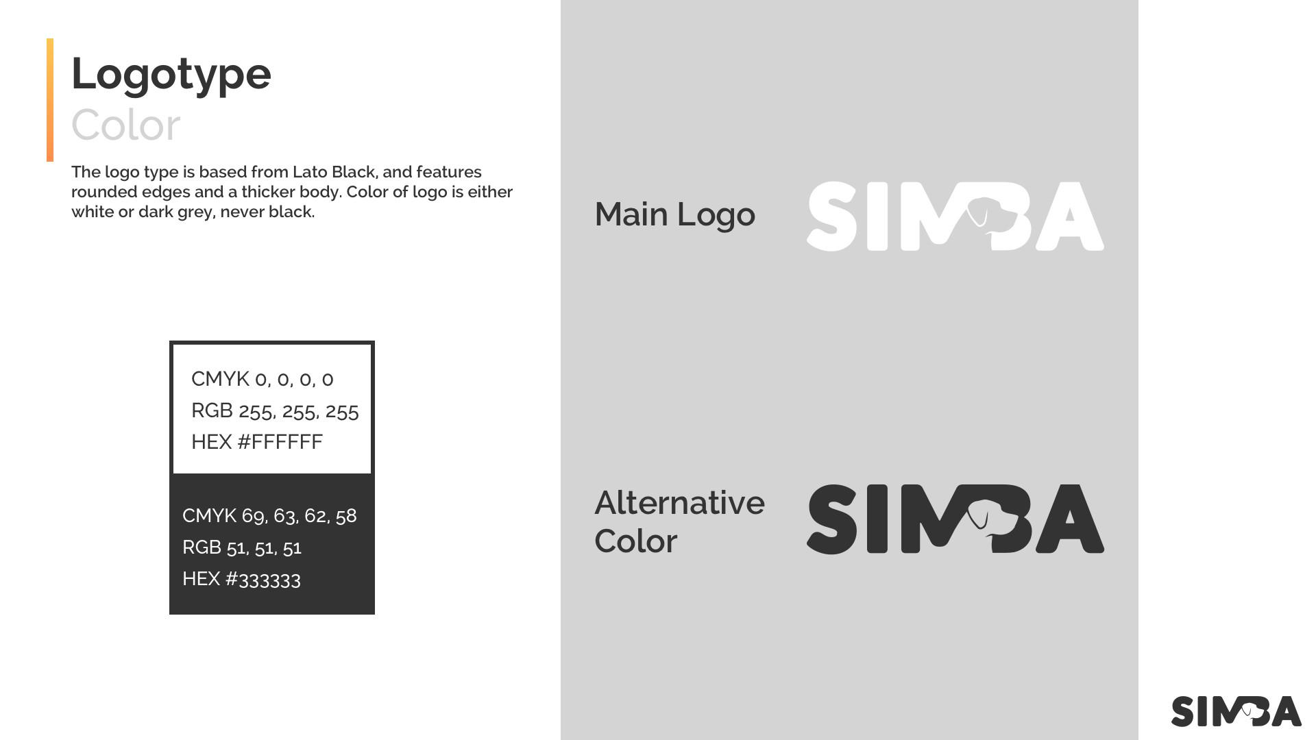 Brian borowiec logotype color