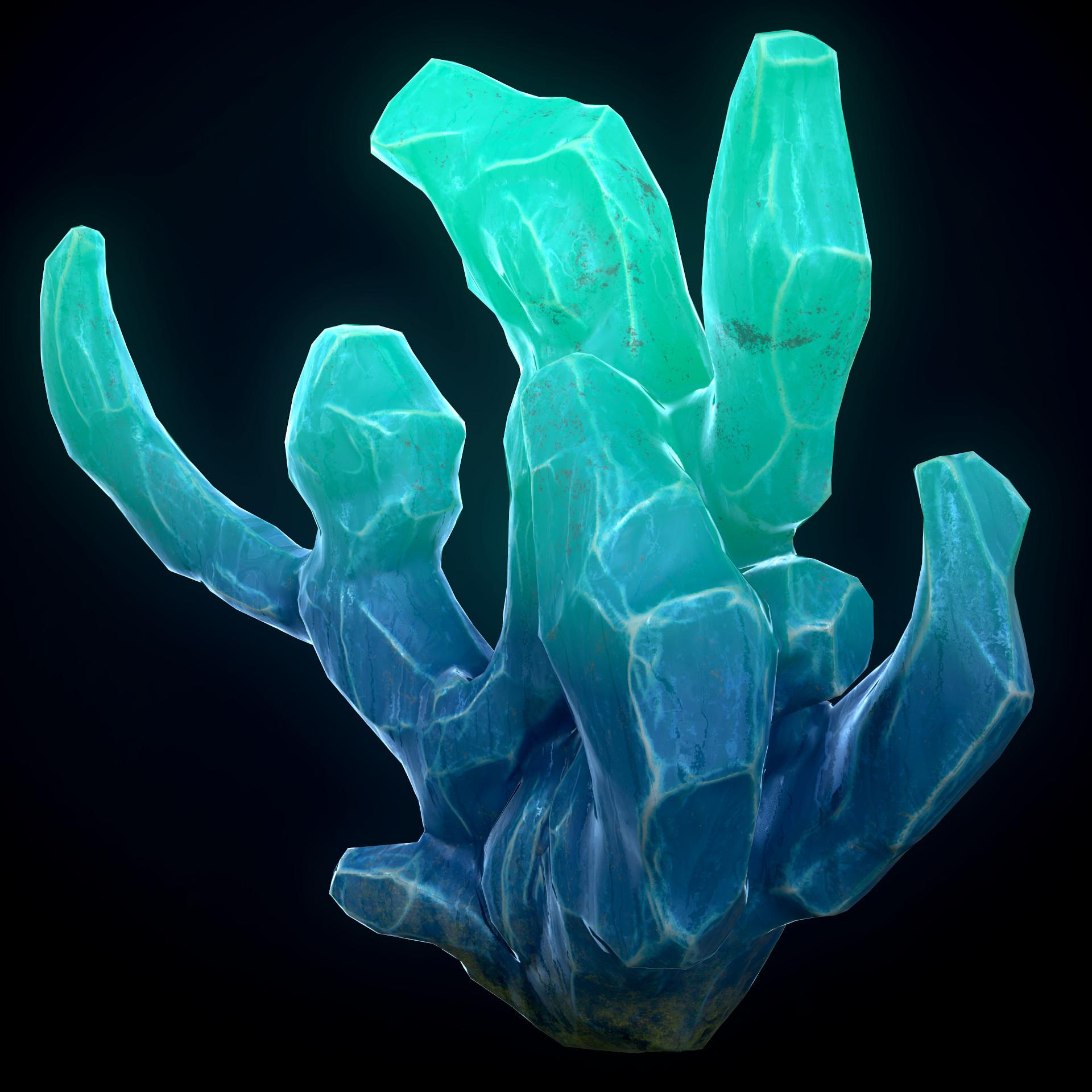 Andrew krivulya crystal render004