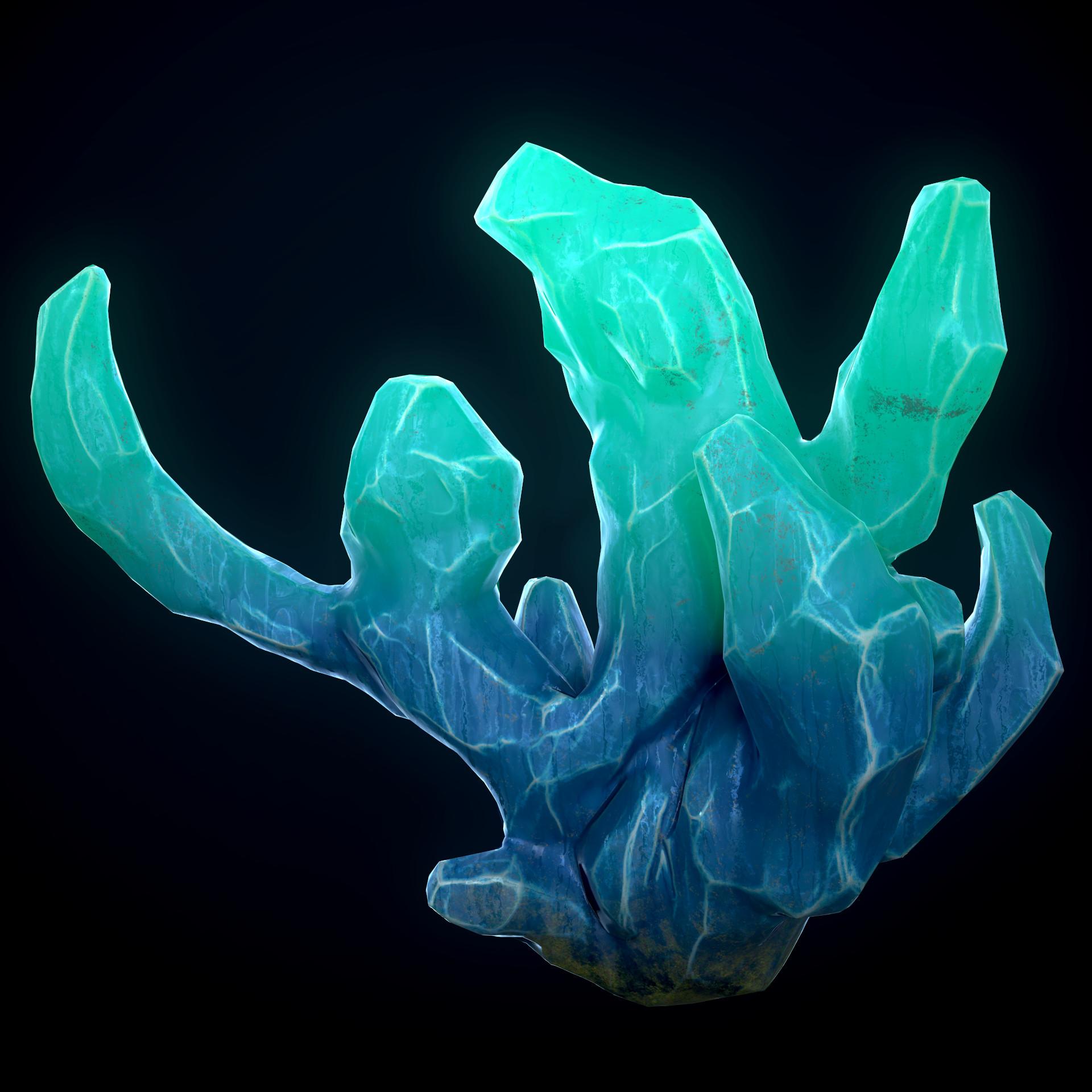 Andrew krivulya crystal render005