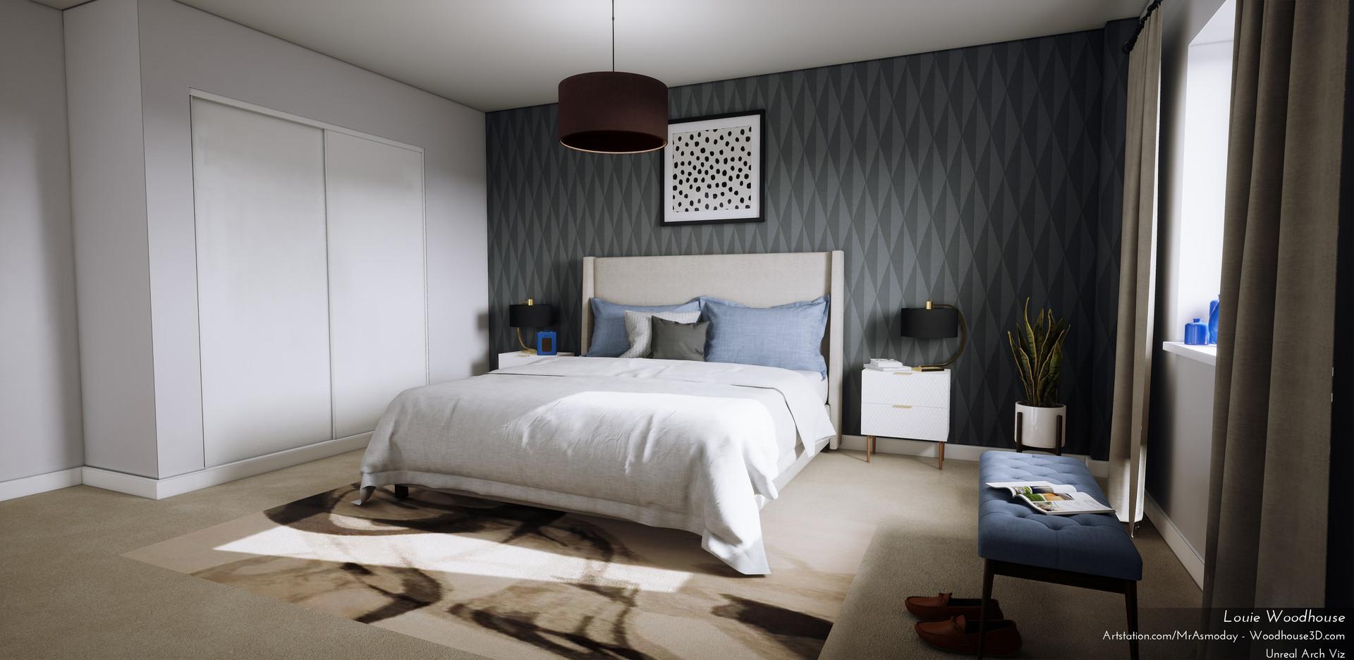 Louie woodhouse bedroom 02