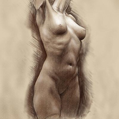 Guillermo kelly torso sketch2 copy