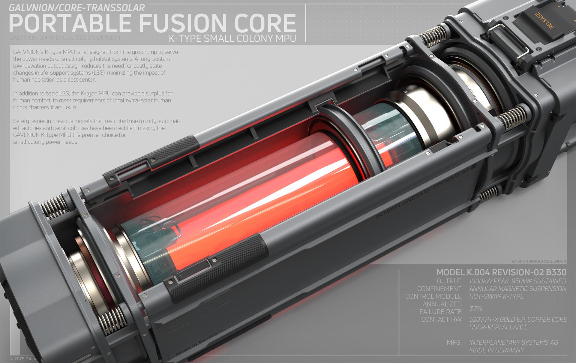 Modular Core