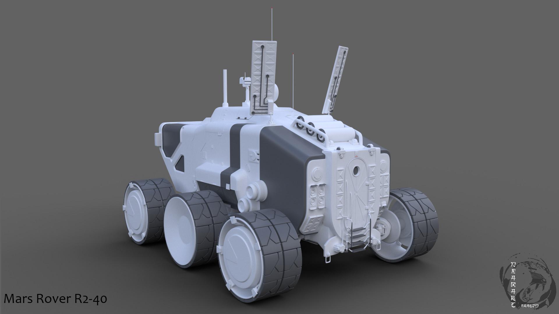 Dimax esteban araujo rover clay 03
