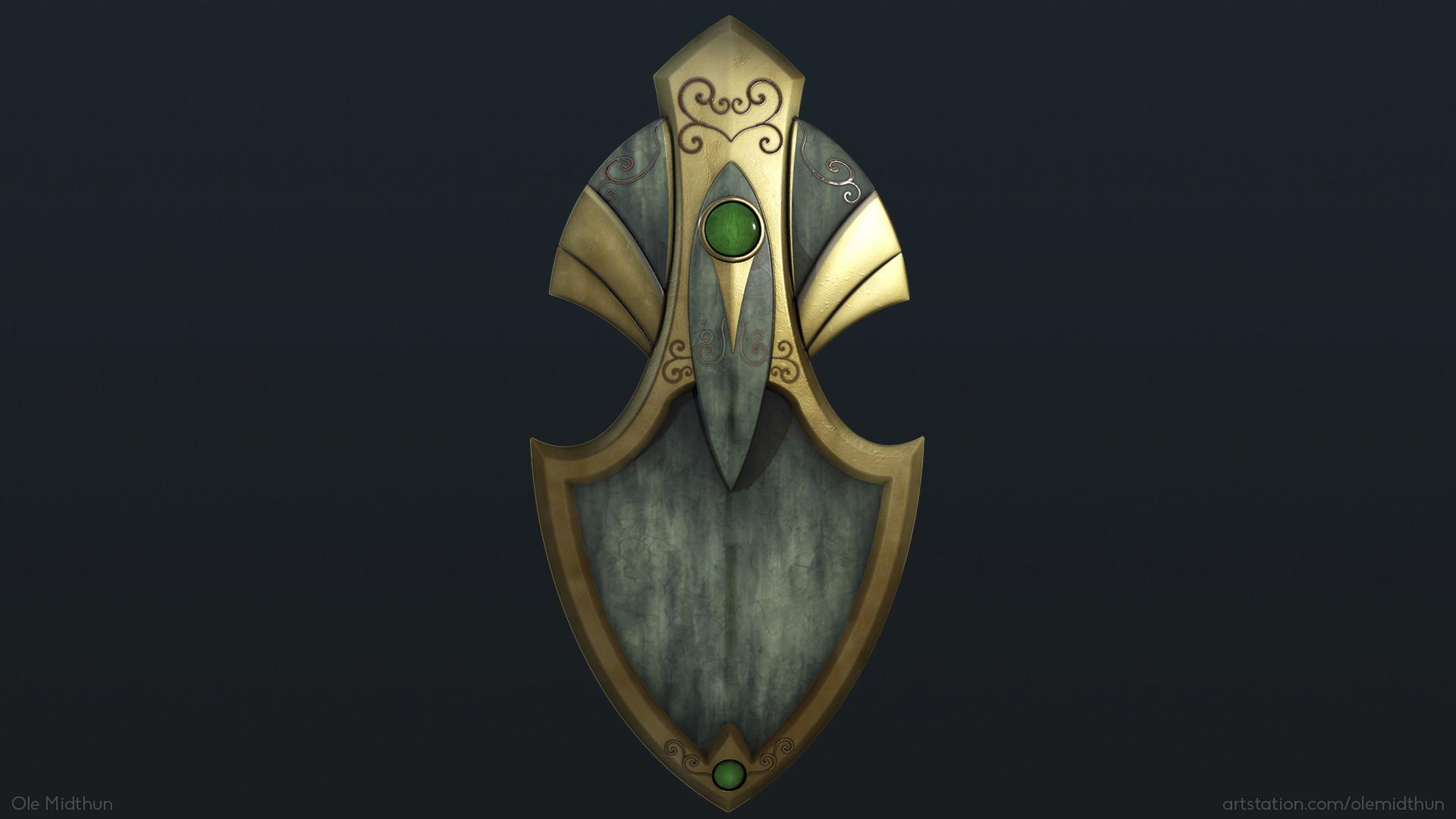 Ole midthun elven shield 1