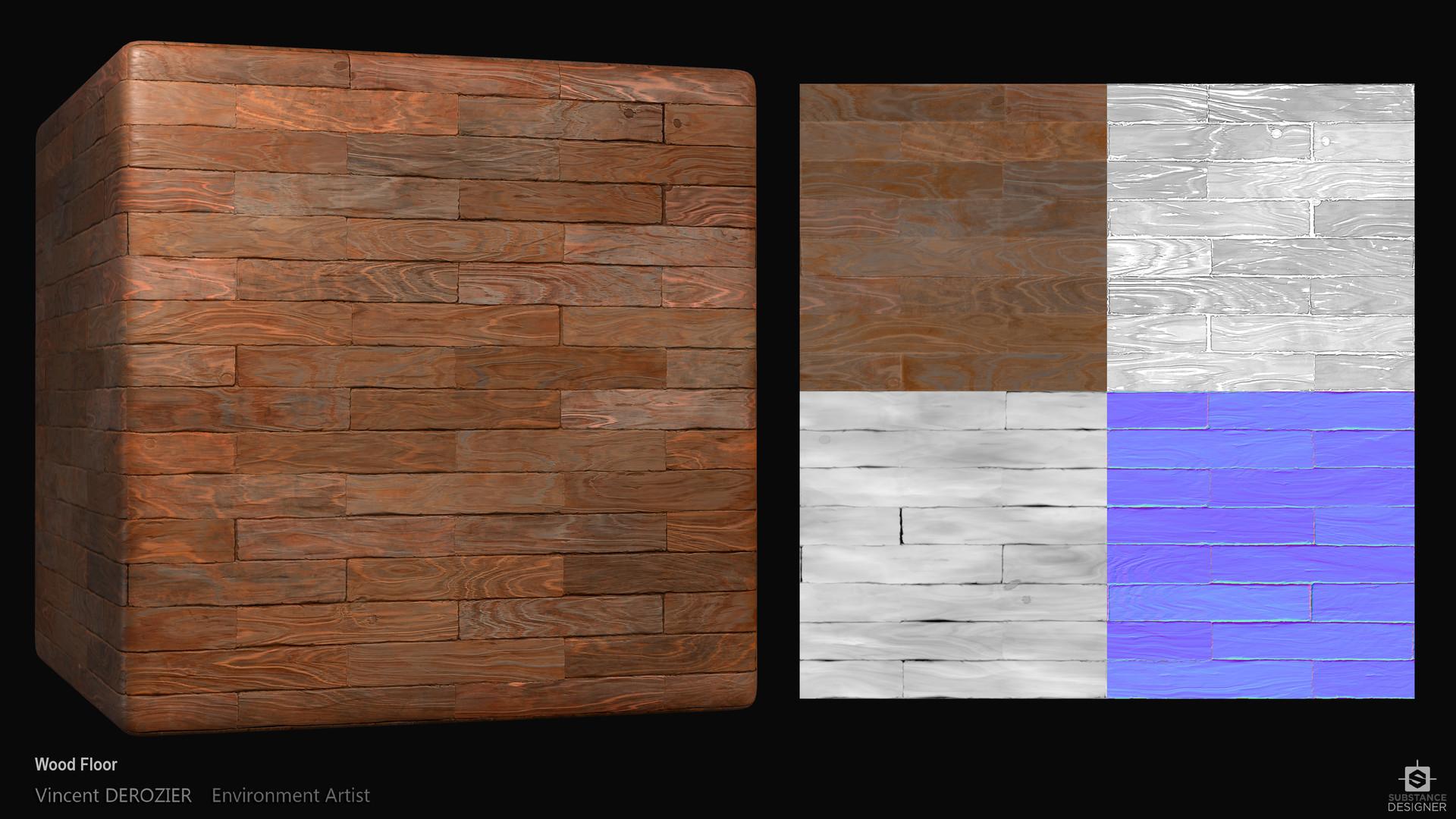 Vincent derozier wood floor render1