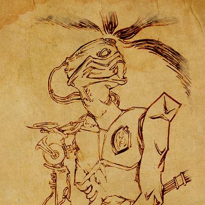 Paola giari sketchbook