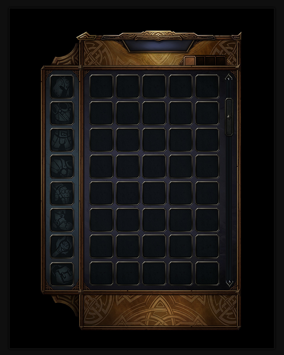 Equipment UI