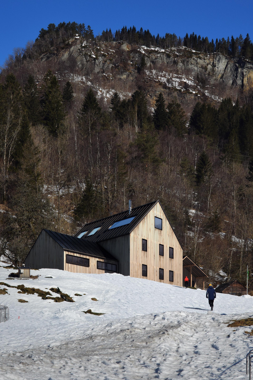 Martin jario norwegian house martinjario archviz