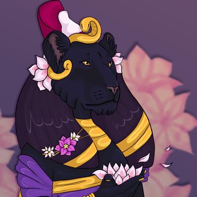 Bast-Mut - Flowery Queen