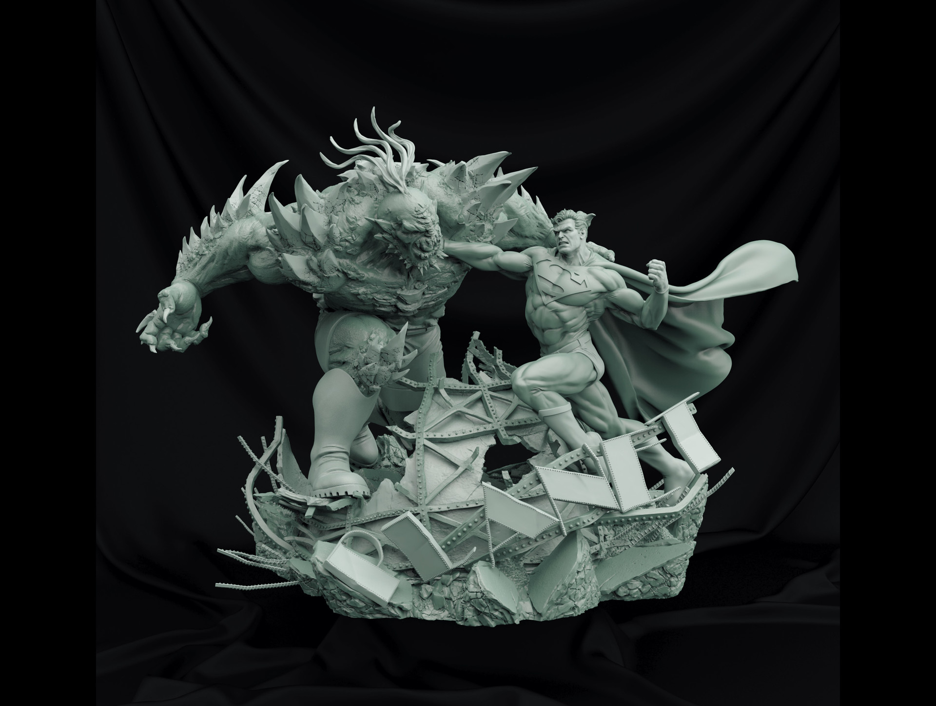 Victor hugo sousa superdiorama clay 01