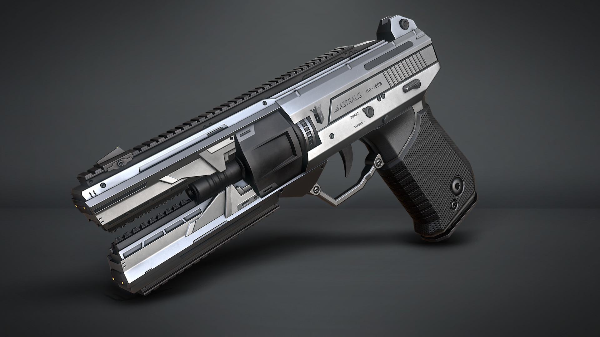 Marcelo m prado open pistol 1080b