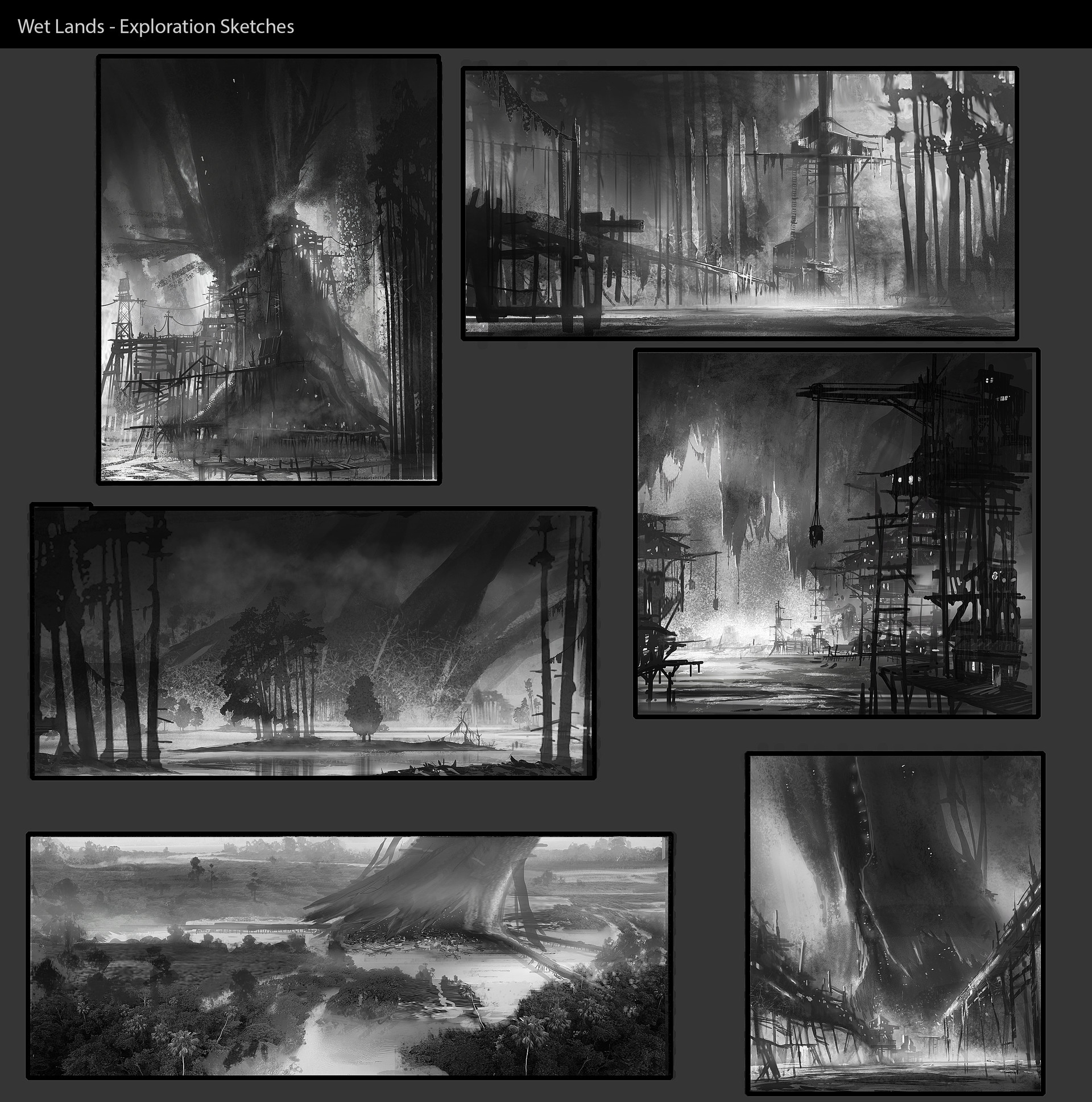 Tsvetelin krastev exploration sketches