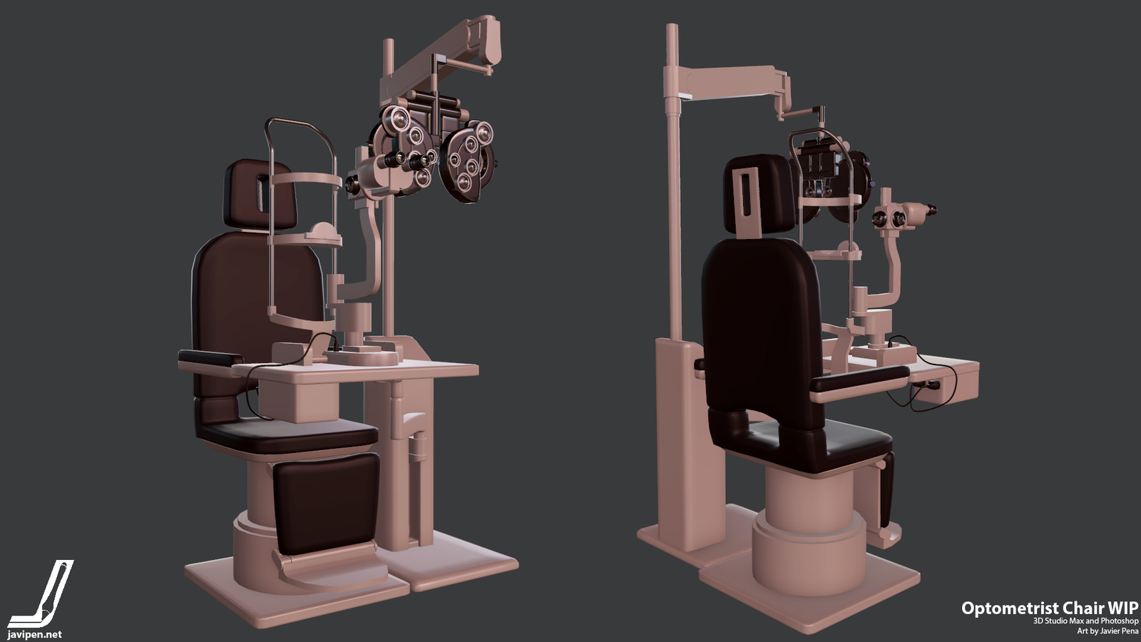 Optometrist Chair WIP
