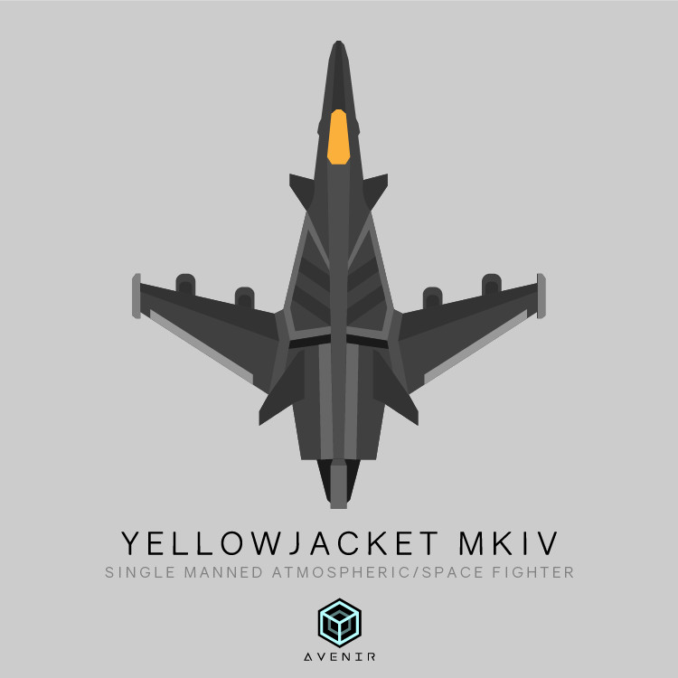 The Avenir Aerospace Yellowjacket MK IV