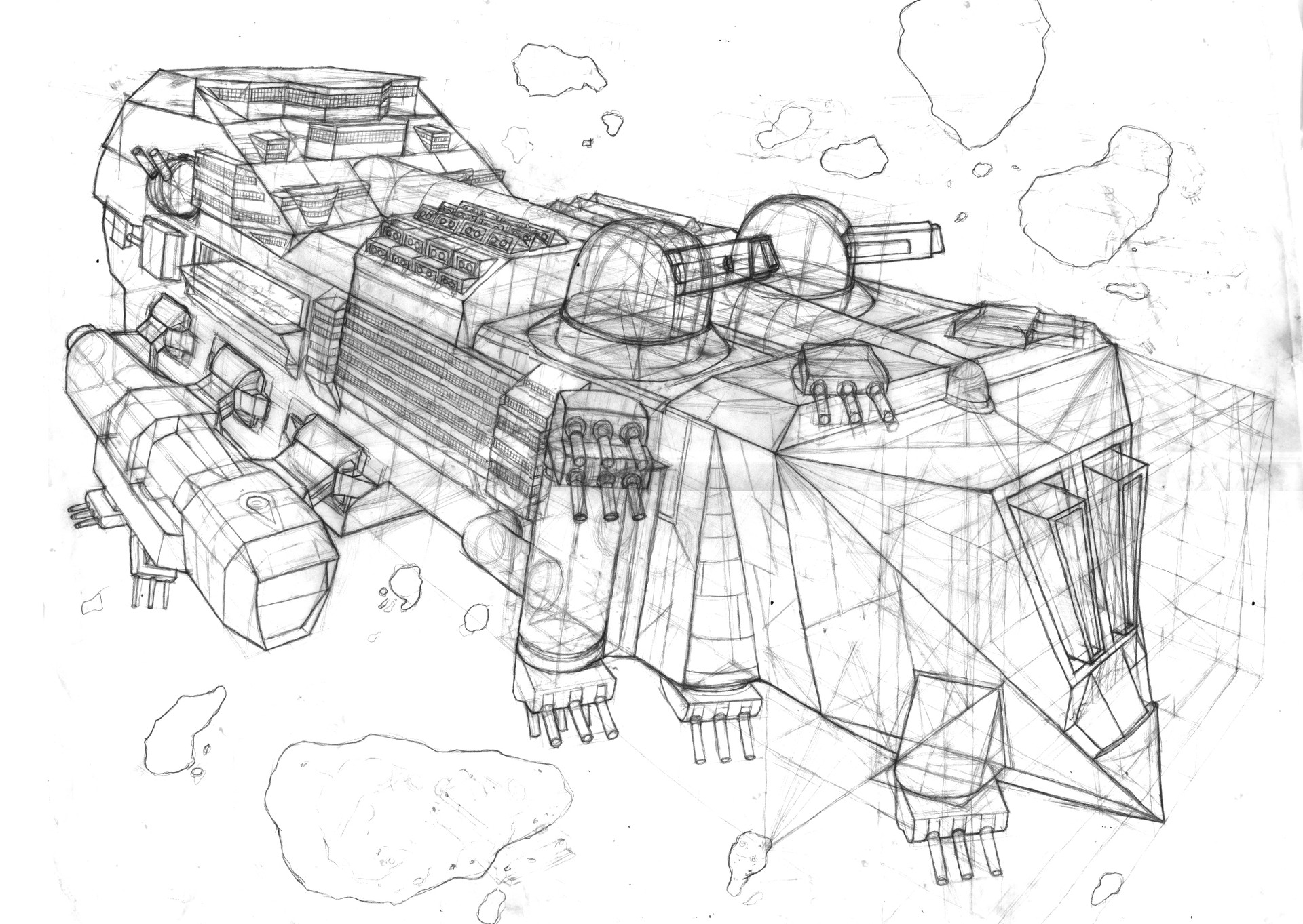 Tom mackintosh spaceship