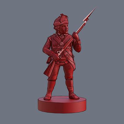 1775 Rebellion - Miniatures