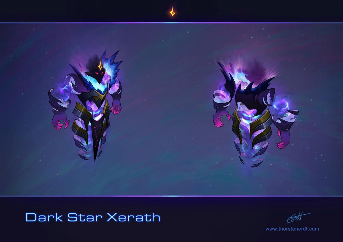 Thorsten erdt dark star xerath v2