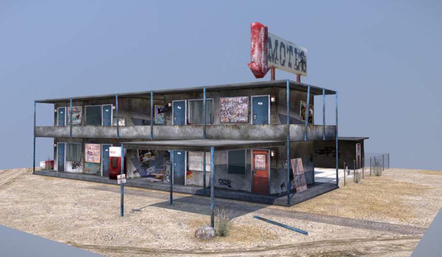 Jordan cameron motel 6