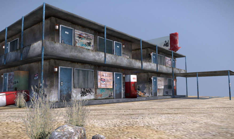 Jordan cameron motel 5