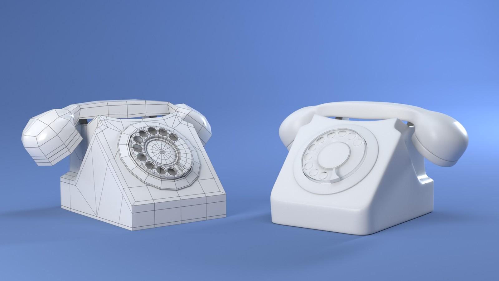 Telephone (1970's)