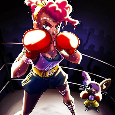 Ena lorenzo boxie