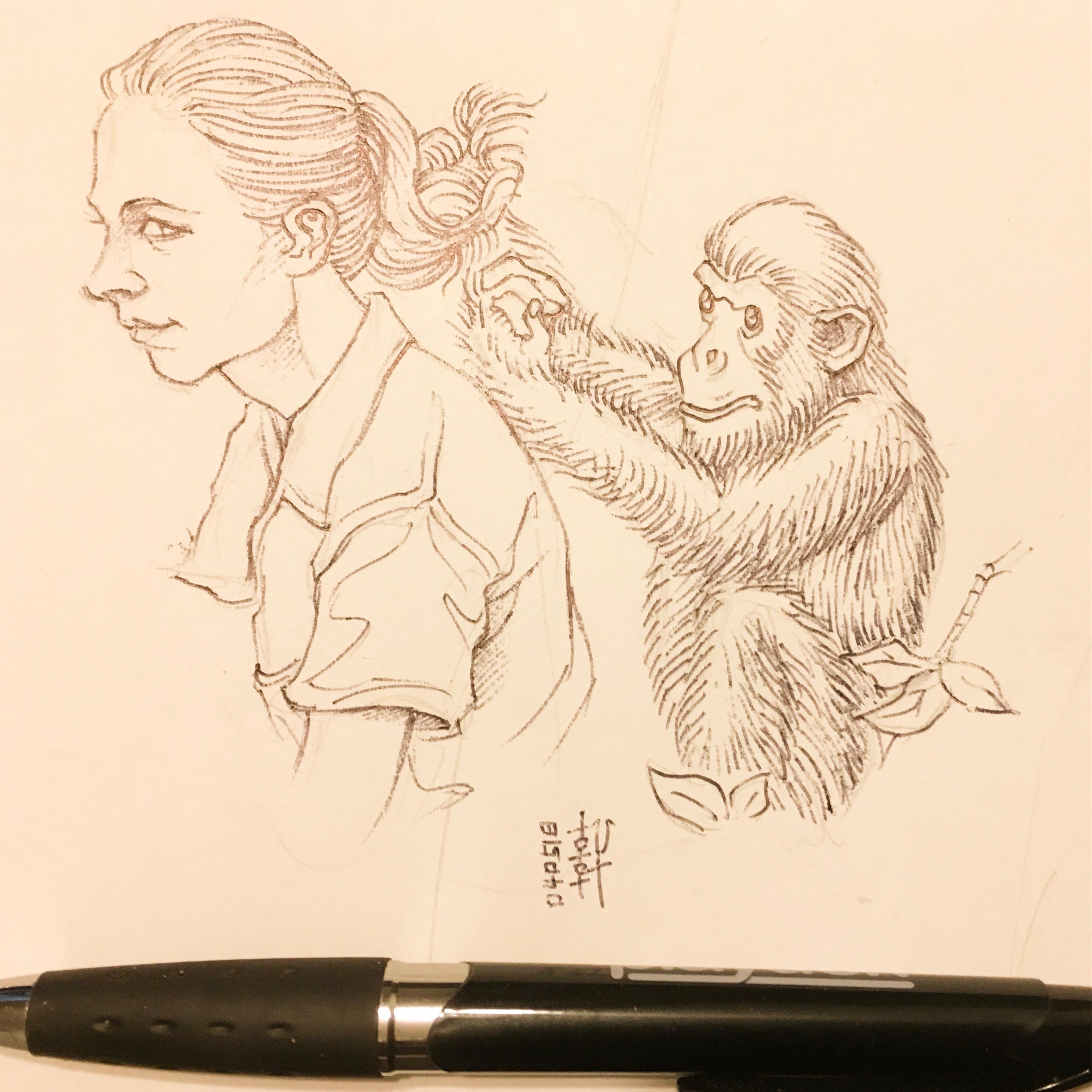 Day 04-05-18 - Jane Goodall