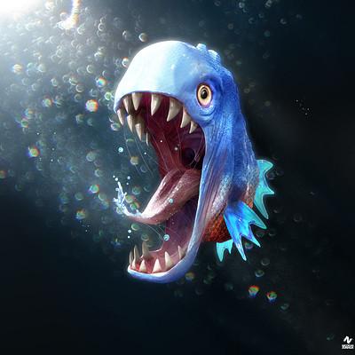 Nicolas zuriaga fish solo