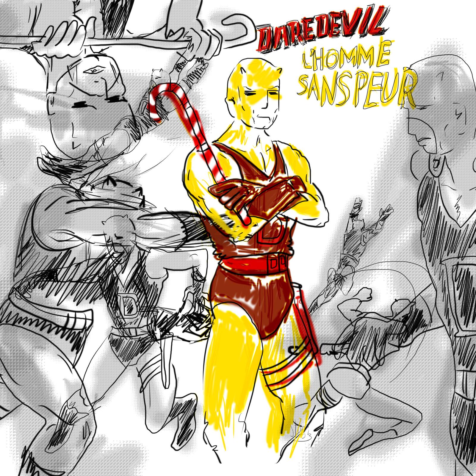 Daredevil — 2014