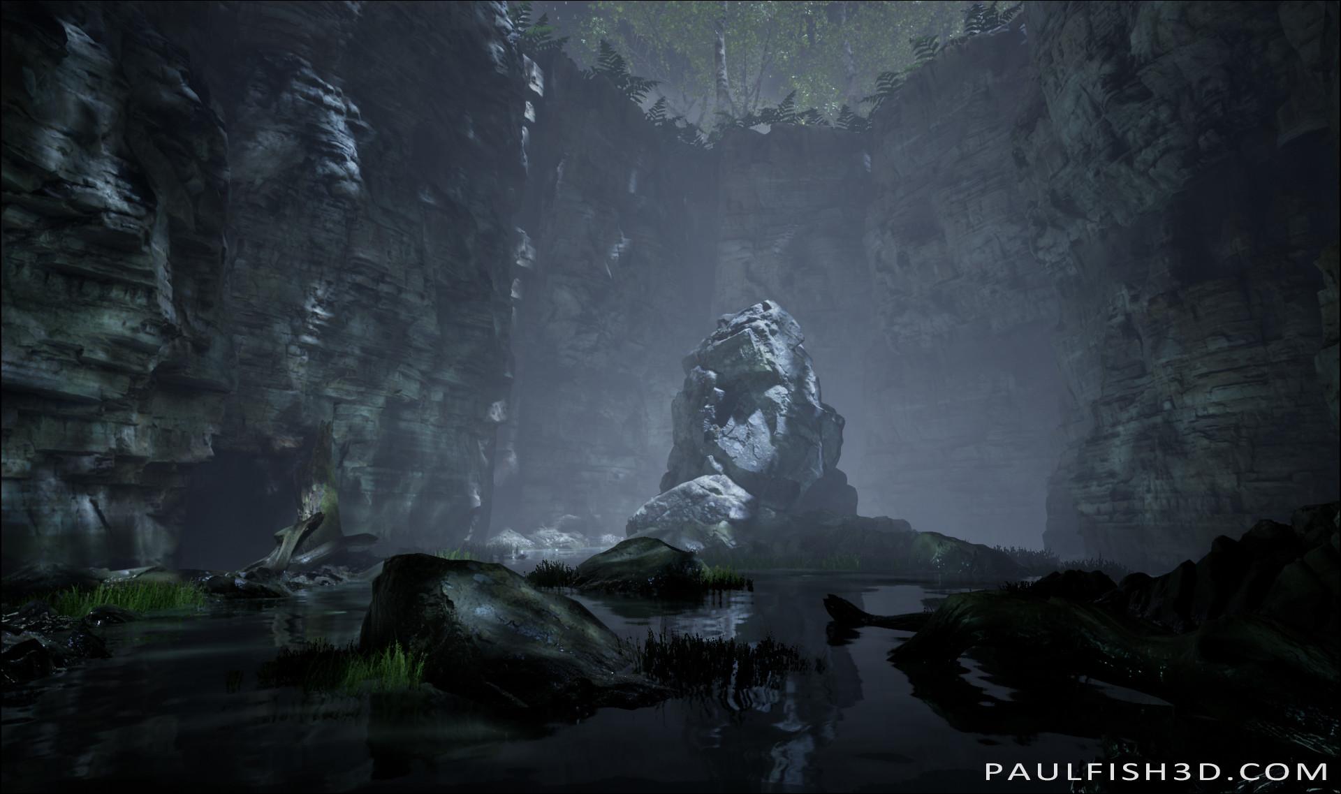 Paul fish cave 001