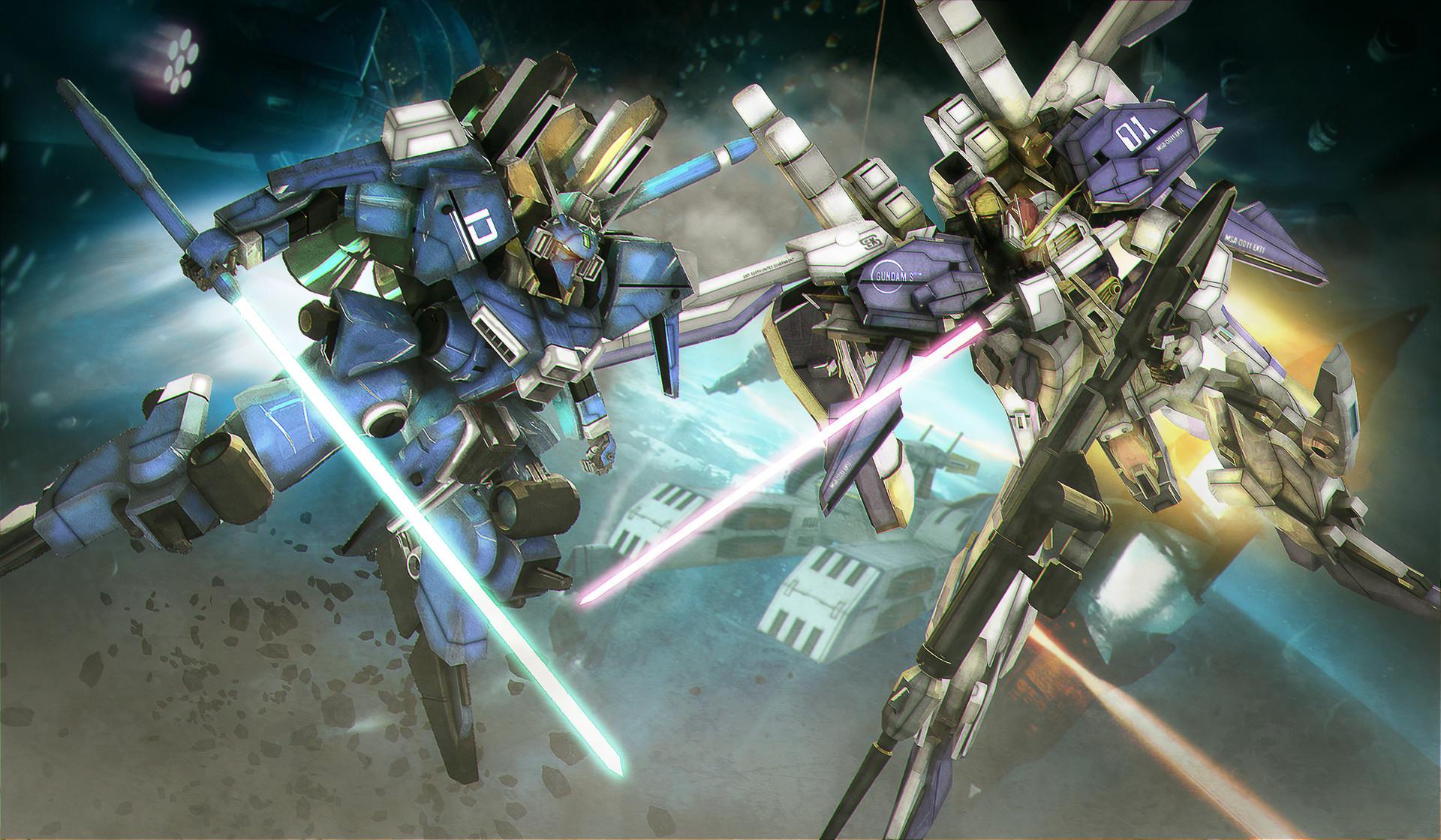 Artstation Mobile Suit Gundam Sentinel Ross Orille