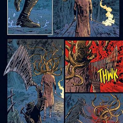 Piotr kowalski bloodborne 2 page 5