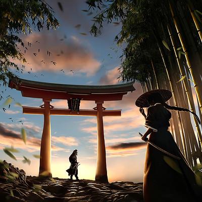 Panji andrian the way of samuraia