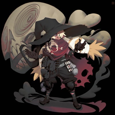 Alexis rives witch08
