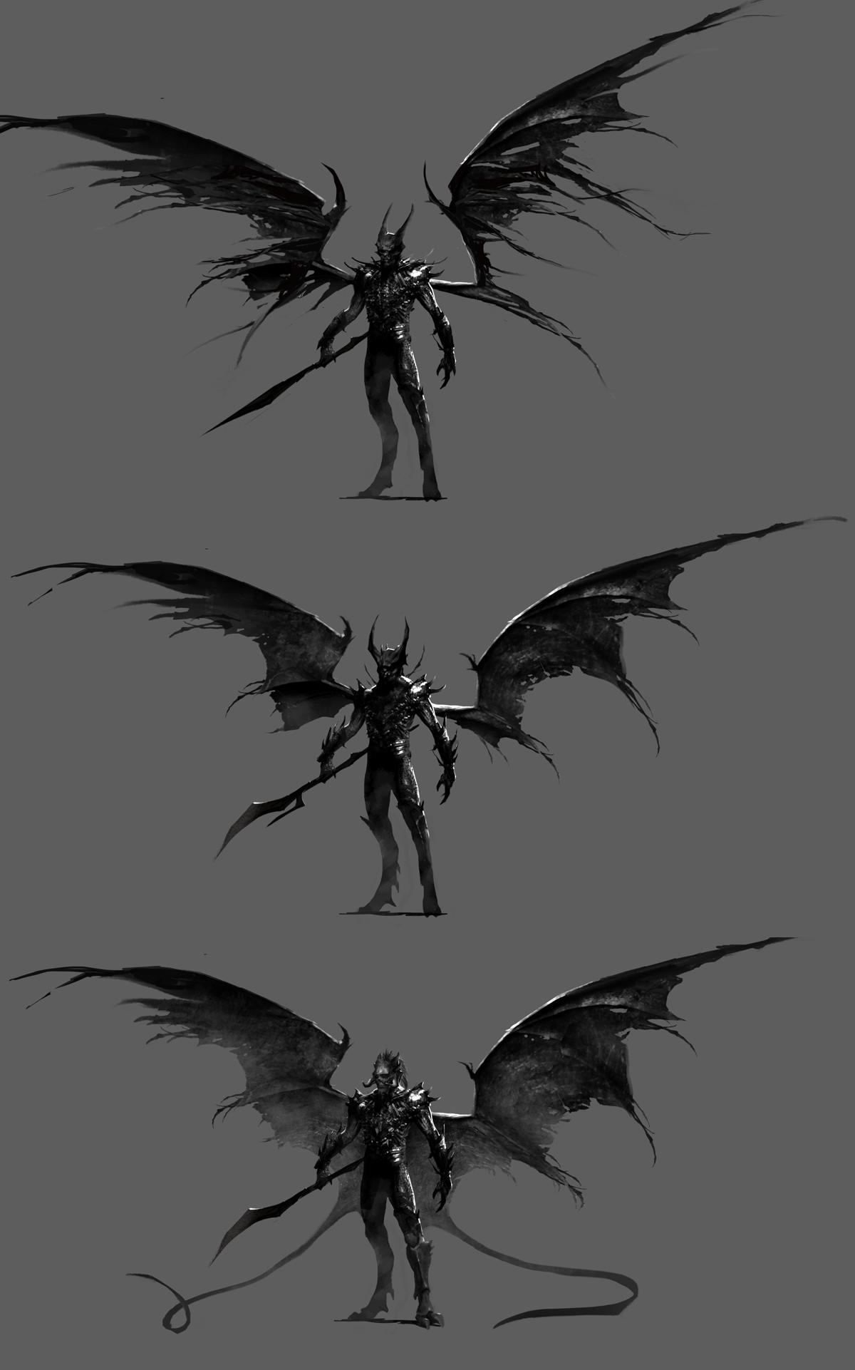 Daren horley demon