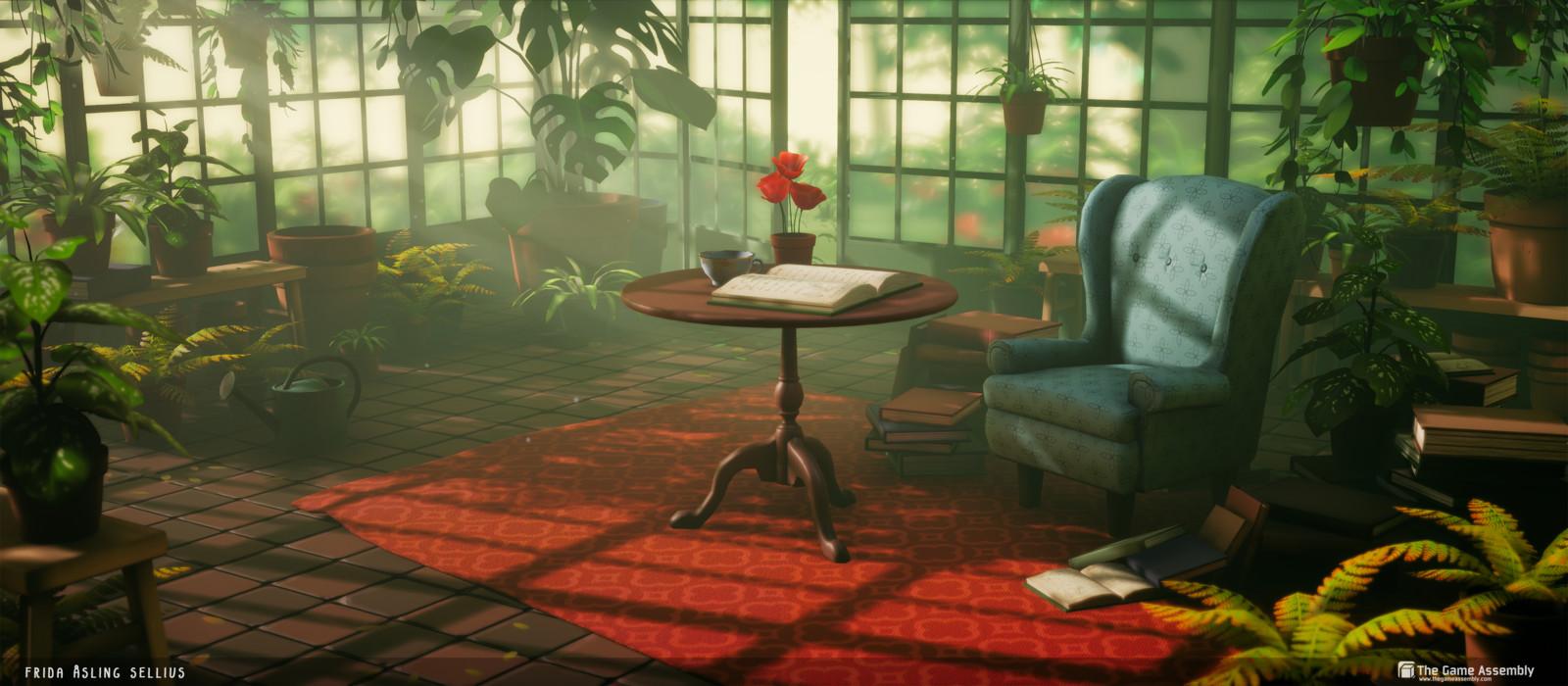 Greenhouse Study