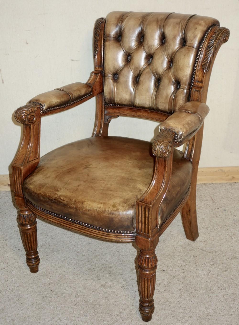 Admirable Jackie Oconnor Victorian Era Inspired Leather Chair Inzonedesignstudio Interior Chair Design Inzonedesignstudiocom