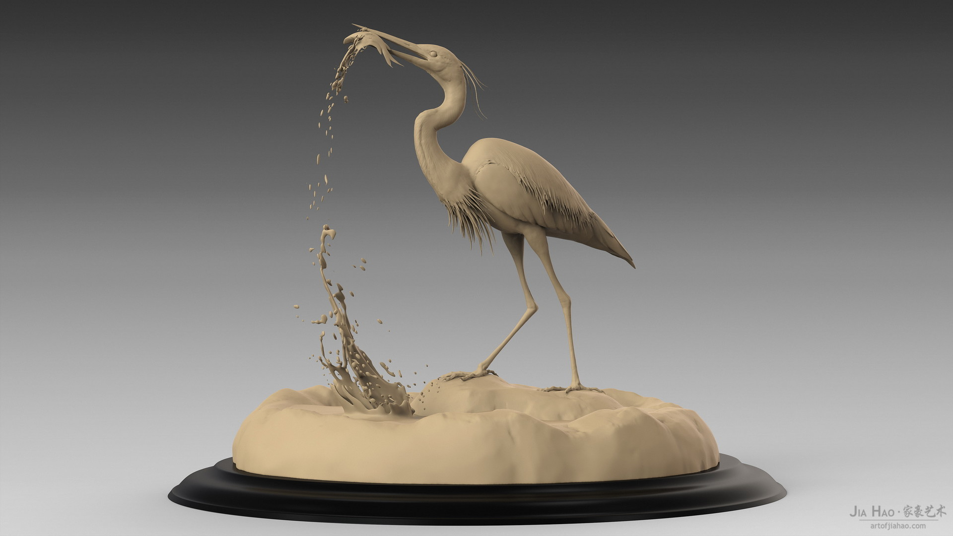 Jia hao blueheron digitalsculpturea 01