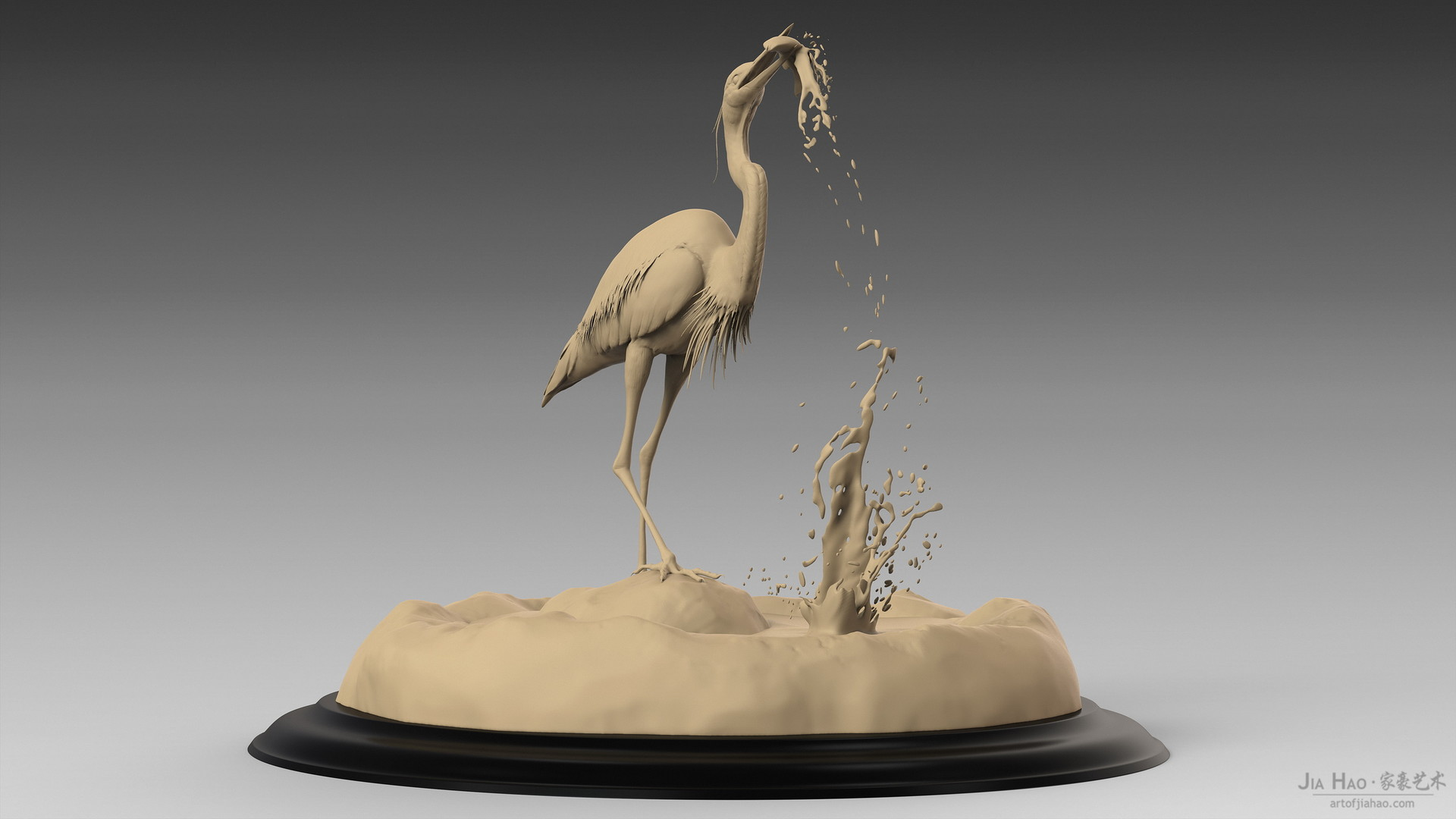 Jia hao blueheron digitalsculpturea 02