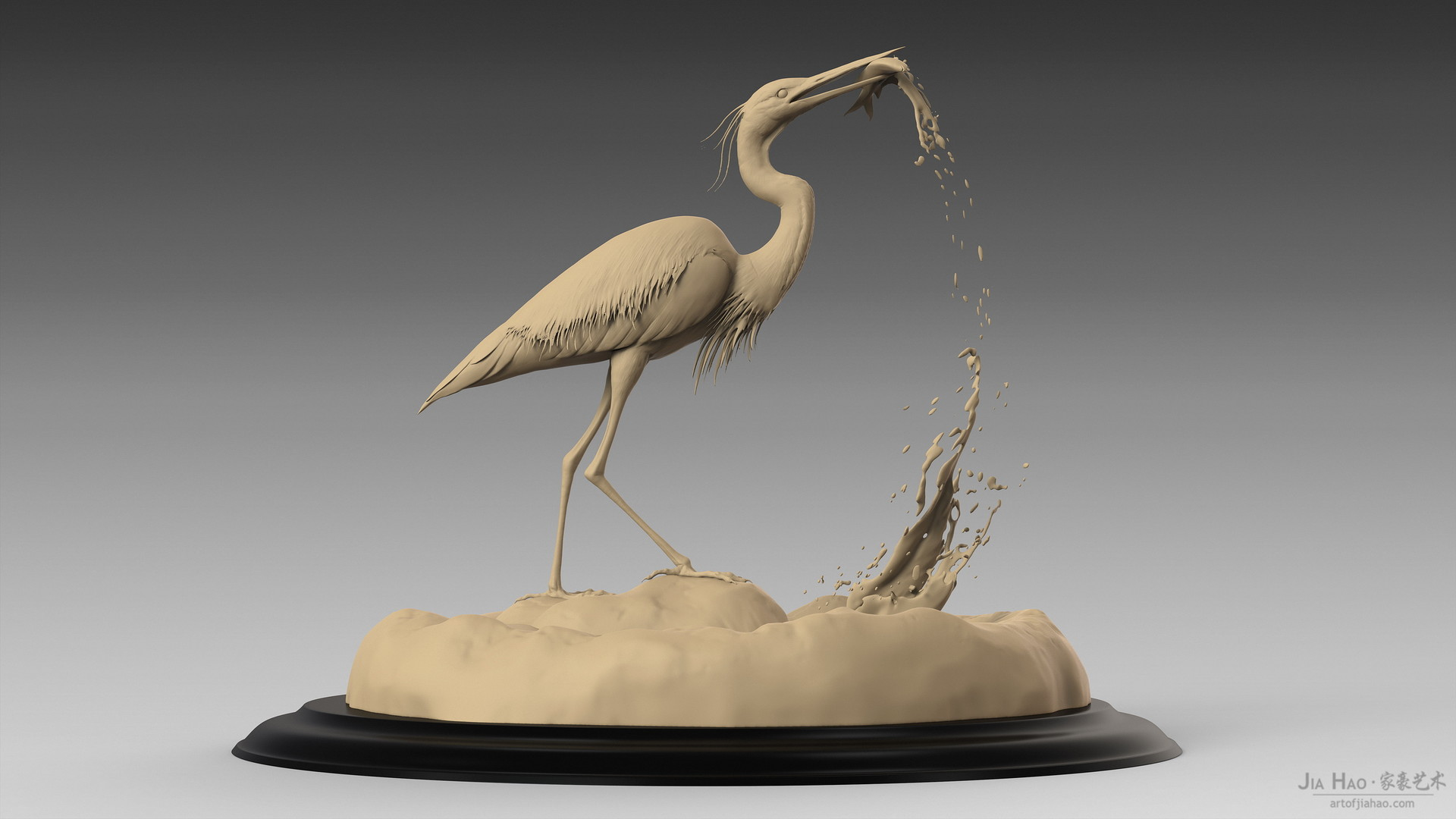 Jia hao blueheron digitalsculpturea 03