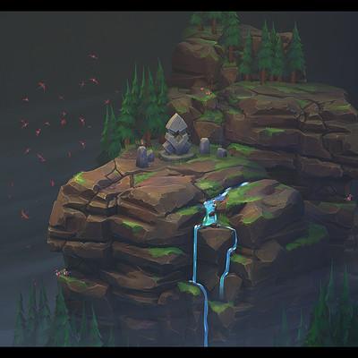 Anthony trujillo at cliff 01