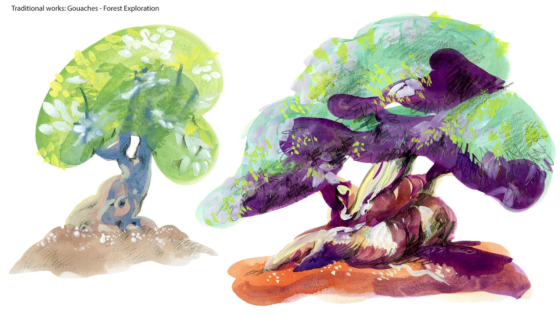 Elisa moriconi forests 02