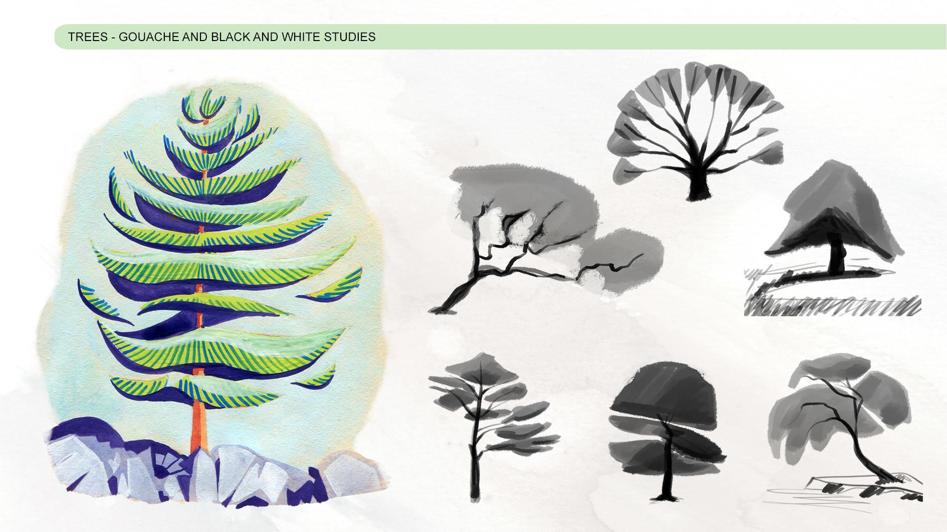 Elisa moriconi natural environment alberi sfusi3