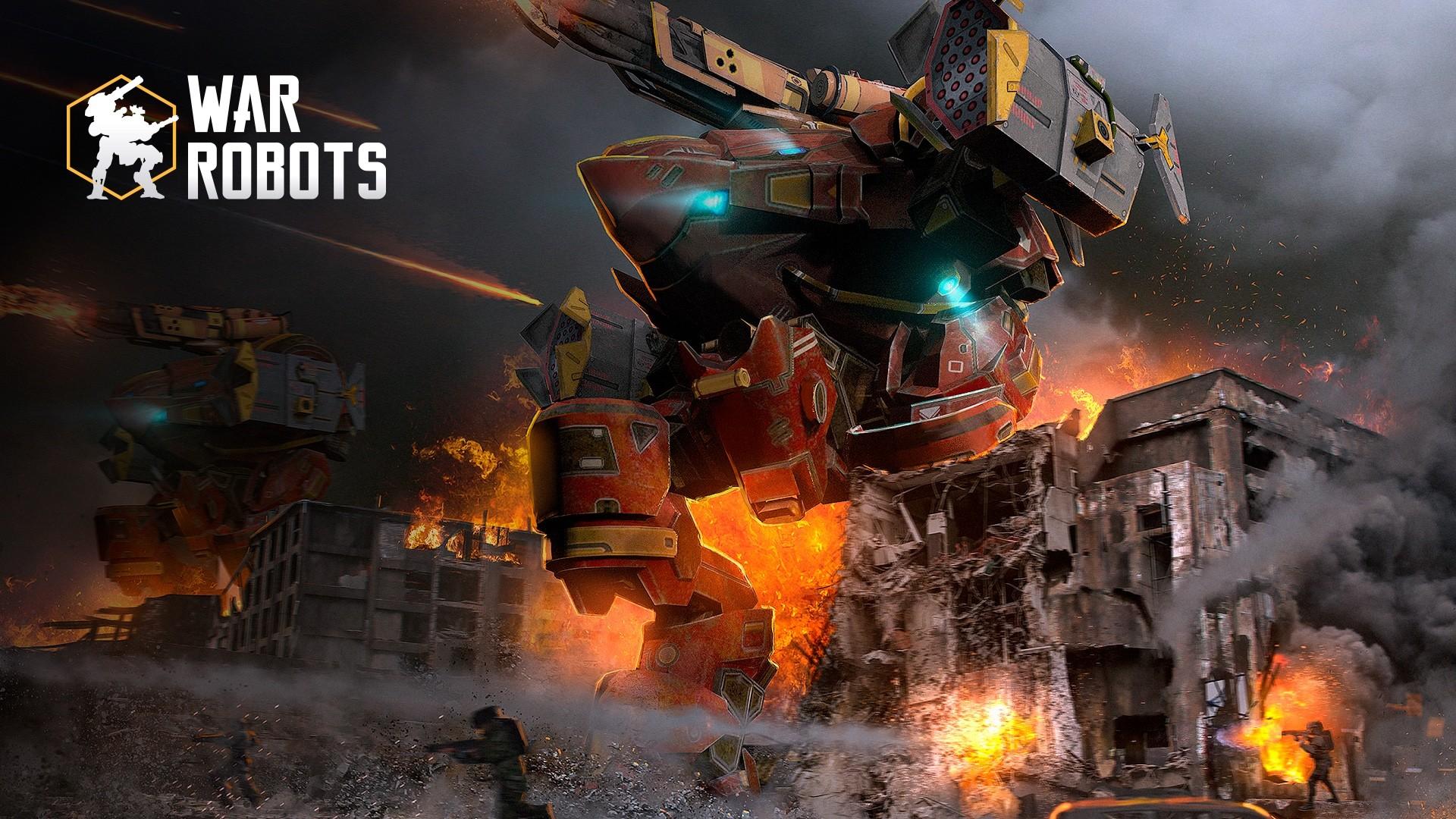 Artstation War Robots Pixonic Art