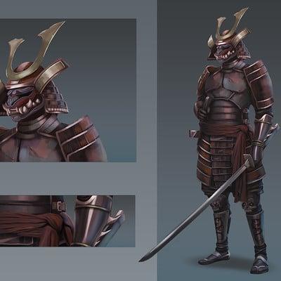 Inaki andonegi samurai 2018