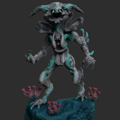 Scout windsor creature render 12